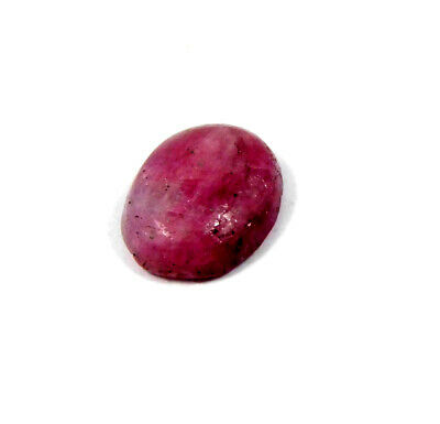 4 Cts. 100% Natural Ring Size Ruby Loose Cabochon Gemstone RRM19026