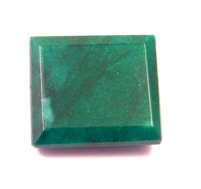 Dyed Faceted Emerald Cut Loose Gemstones 112 CT 31X17mm..  RM13114