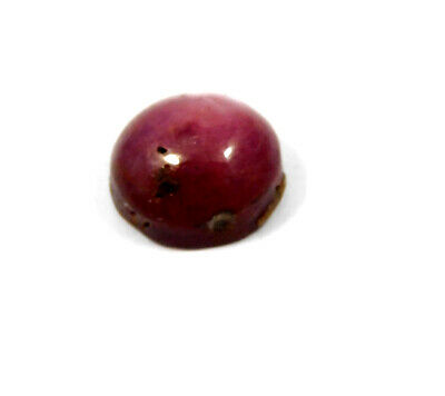 7 Cts. 100% Natural Ring Size Ruby Loose Cabochon Gemstone RRM19054