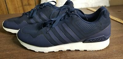 ADIDAS CLOUDFOAM GROOVE Casual Running Shoes Blue Mens