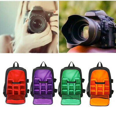 Large Camera Backpack Bag for Canon Nikon Sony DSLR & Mirrorless Hot sale!