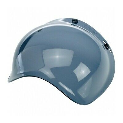 Biltwell Anti-Fog Bubble Visor Shield - Smoke