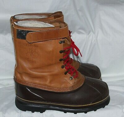 5693dfe3a00 CABELAS WINTER SNOW Hunting Boots W/ Removable Liners Size 10 ...