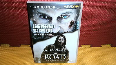 Infierno Blanco - The Road - 2 Dvds  - Sesion Doble - Precintada