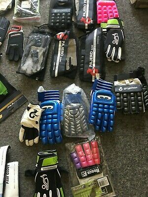 Hockey Gloves Guards Mitts Pairs Left Right Wholesale Job Lot Resale Profit
