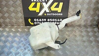 2005 VAUXHALL signum washer bottle with pump