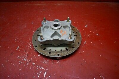 2017 POLARIS SPORTSMAN 570 EFI 4X4 RIGHT LEFT FRONT HUB ROTOR