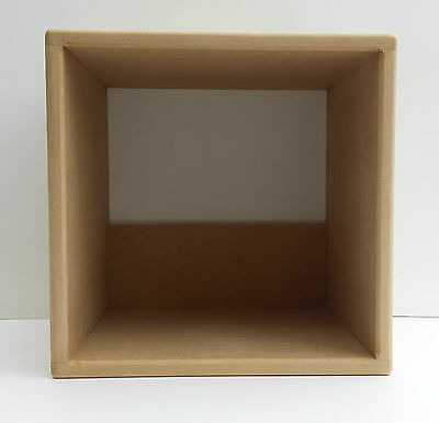 "12"" Vinyl Record Storage Cube ( 10 Cube Special Offer )"