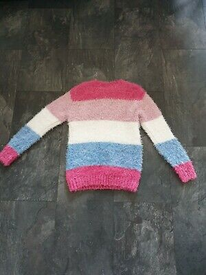 Girls Fashionable Coloured Jumper From Dunne STORES AGED 12