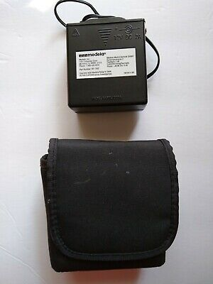 Medela Battery Pack 12 Volt  with Case OEM Replacement parts