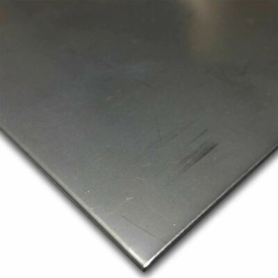 """410 Stainless Steel Sheet 0.060"""" x 12"""" x 24"""""""