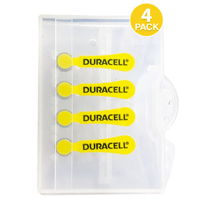 Duracell Size 10 Hearing Aid Battery, 1 x 8 Packs Closeout Sale (8 Batteries)