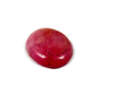 4 Cts. 100% Natural Ring Size Ruby Loose Cabochon Gemstone RRM19050
