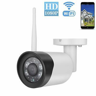 Outdoor wireless 1080P WIFI bullet  Camera 2MP ip camera with Two-Way Audio