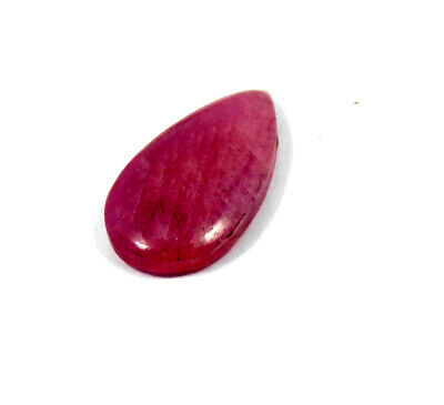 6 Cts. 100% Natural Ring Size Ruby Loose Cabochon Gemstone RRM19095