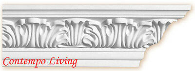 ARCHITECTURAL CARVED CORNERS (2) - Furniture Appliques-Wood & Resin