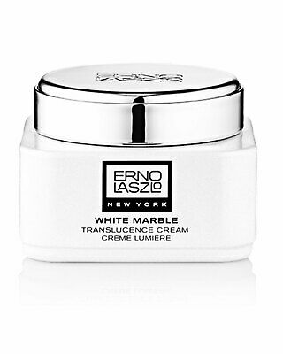 Erno Laszlo Lighten & Brighten White Marble Translucence Cream 1.7 oz. NIB