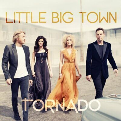 Tornado Little Big Town  Audio CD