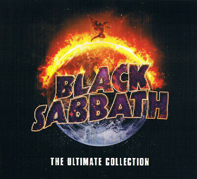 Black Sabbath - The Ultimate Collection ! 2-CD Compilation ! Hard Rock !