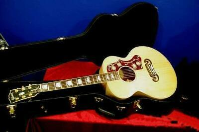 Gibson SJ 200 PALOR Acoustic Guitar with Hard Case Limited Used from Japan