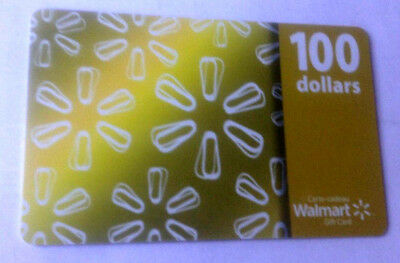 2018 MINT GIFT CARD WALMART CANADA BILINGUAL NO CASH VALUE Mint