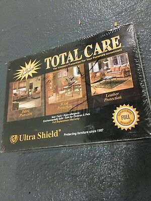 Ultra Shield Leather Care Kit New Cleaner And Conditioner