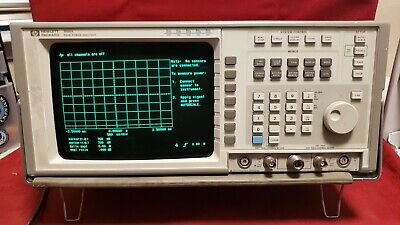 Agilent HP 8990A Peak Power Analyzer -8567