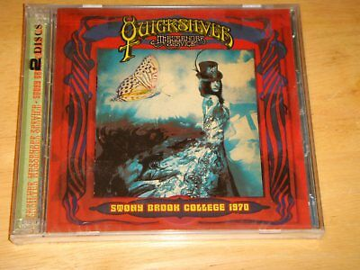 Quicksilver Messenger Service Live STONY BROOK COLLEGE 1970 Nicky Hopkins 2CD