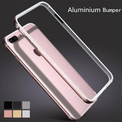 Newest Aluminum Metal Frame Creative Bumper Case For iPhone7 8 Plus 6 6s Person