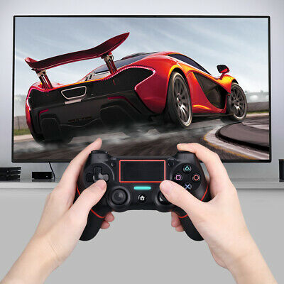 Bluetooth Gamepad 6 Axies Wireless Gioco Controller per PS4 Touch Pannello