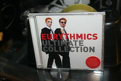 Eurythmics - Ultimate Collection - CD ALBUM (BOX V4)