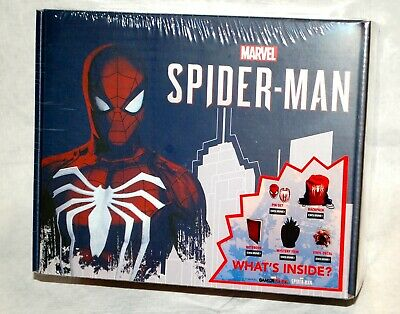 Culturefly Marvel SPIDER-MAN GamerVerse Collectors Gift Box New SEALED
