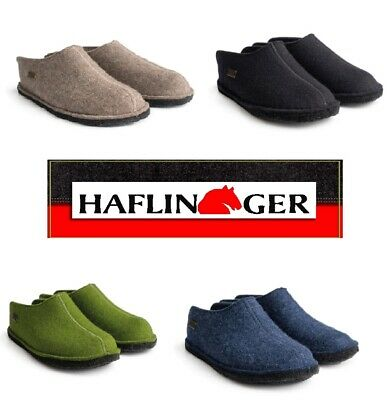Haflinger Flair Smily Wool Felt Slippers Integrated Footbed All Size 311013