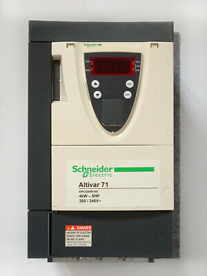 SCHNEIDER LINE/MOTOR CHOKE 2mH 17A 3-Phases 75W For Variable Speed