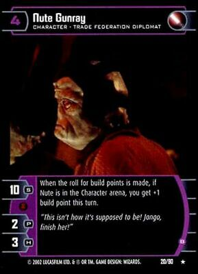 SR Star Wars TCG Impossible Victory 12/90 NM/Mint Sith Rising