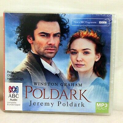 POLDARK: JEREMY POLDARK by Winston Graham, audiobook MP3, Brand New