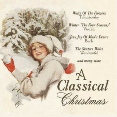 A Classical Christmas - Various Artists - EACH CD $2 BUY AT LEAST 3