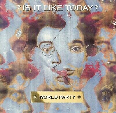 Is It Like Today? (+ 2 non-LP) Basically / The Little Man Within [EP] - World Pa