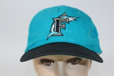 lowest price 110aa ca8cf FLORIDA MARLINS BROWN Miami Vintage Throwback Fitted New Era ...