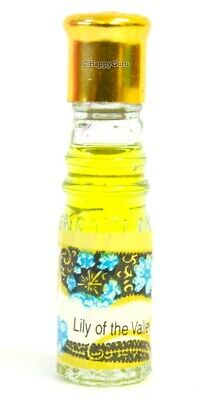 """""""Lily Of The Valley"""" Song Of India Body Perfume Concentrated Oil 2.5ml"""