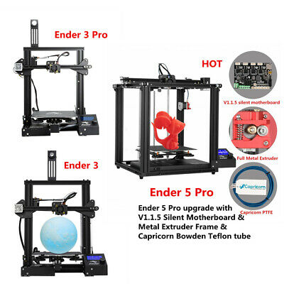 Official Supply Creality Ender 3 Pro/Ender 5/CR-10/CR-10S/CR-10S PRO 3D Printer