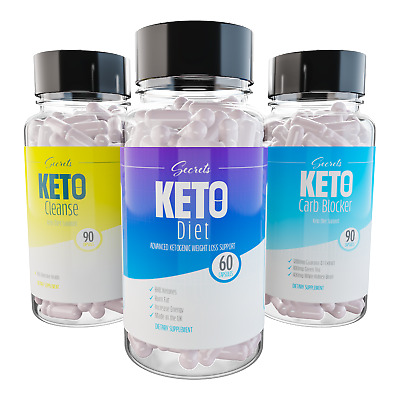 Keto Diet Essentials Bundle | BOOST WEIGHT LOSS | INTRODUCTORY OFFER!!