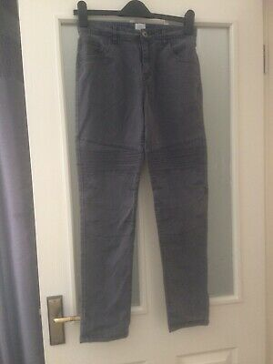 Boys Grey Jeans Size 12-13 From F&F
