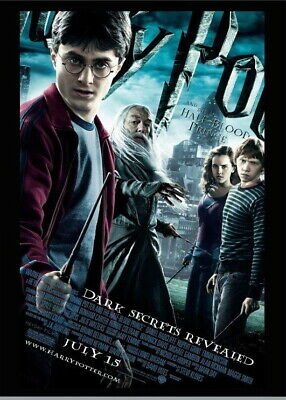 Poster Plakat Harry Potter Ginny Weasley Bonnie Wright Sexy