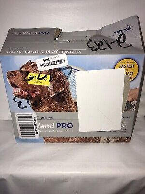 Waterpik PPR-252 Pet Wand Pro Dog Shower Attachment