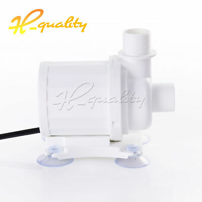 Portable Brushless Motor Ultra-quiet Submersible Water Pump for Cooling System
