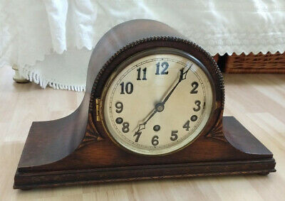 Chiming mantel clock - no visible markings - Westminster Chimes fully work