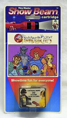"View-Master Show Beam Cartridge "" Thundercats"" Still Sealed"