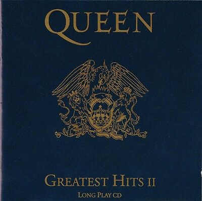 Queen ~ Greatest Hits II ([1991] unknown)