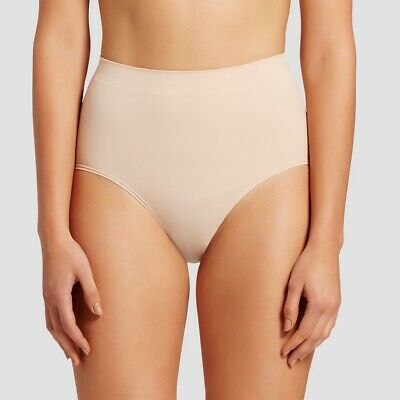 ASSETS by SPANX Women's All Around Smoother Brief Shaper Panty - NUDE - XL